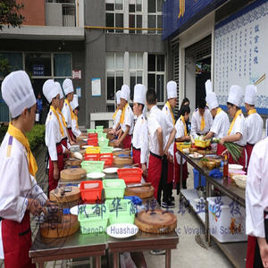 成都厨师职业学校毕业生告诉你什么是专业的中西餐制作