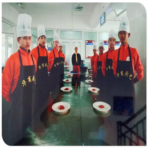 学厨师专业每天美味相伴
