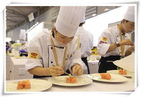 西餐专业厨师的自我养成