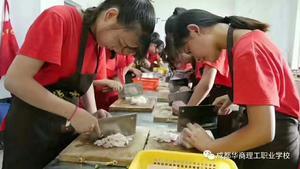 四川好的西餐学校-成都厨师职业学校