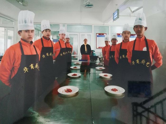 成都厨师职业学校中西餐制作专业详情