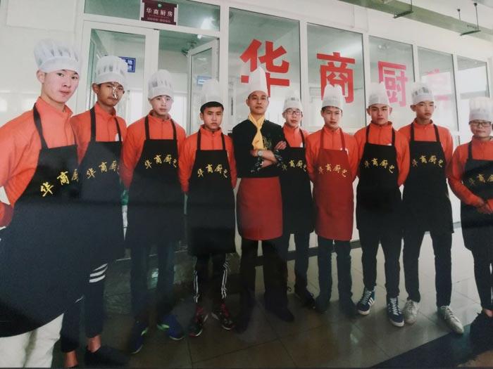 成都厨师职业学校学中西餐专业高薪就业,选择好学校,自己掌握未来